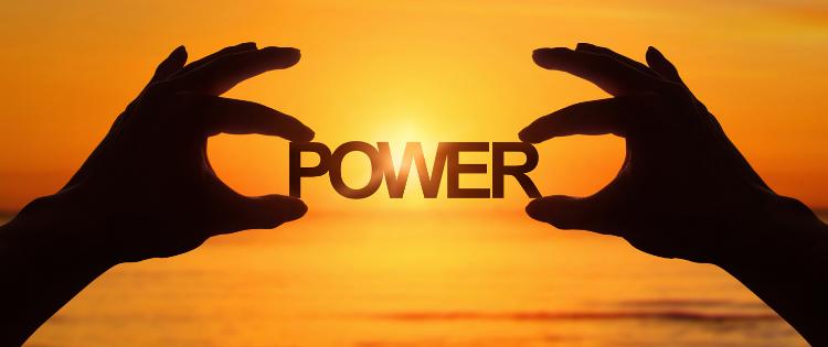 the word power, describes Gods word