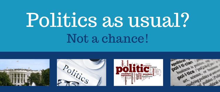 politics as usual?