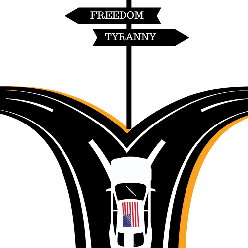 DIVIDED ROAD, DIVIDED AMERICA