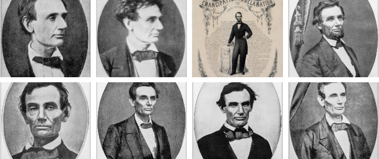 images of Abraham Lincoln