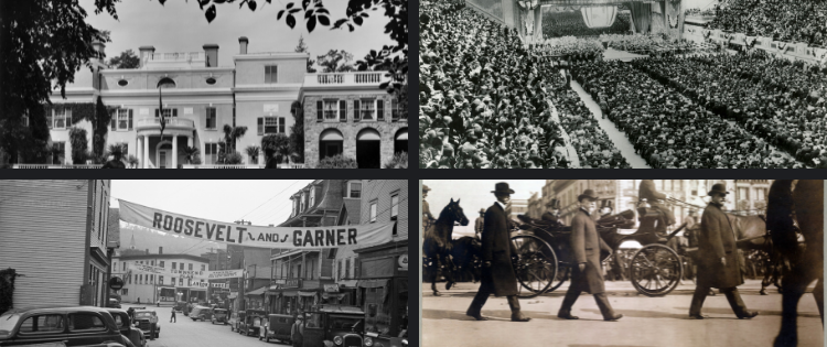 various images of Roosevelt