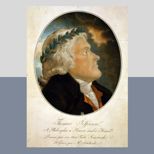 early image of Jefferson