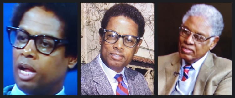 IMAGES OF THOMAS SOWELL