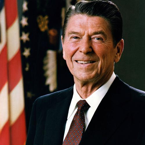 image of Ronald Regan