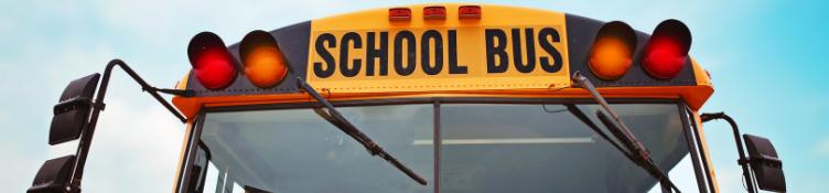 school bus, critical race theory
