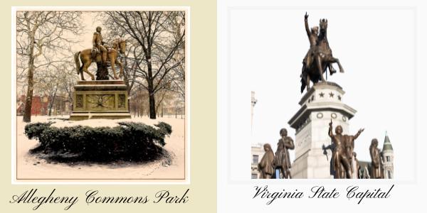 STATUES OF WASHINGTON