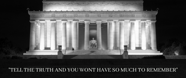 QUOTES BY ABRAHAM LINCOLN, LINCOLN MEMORIAL