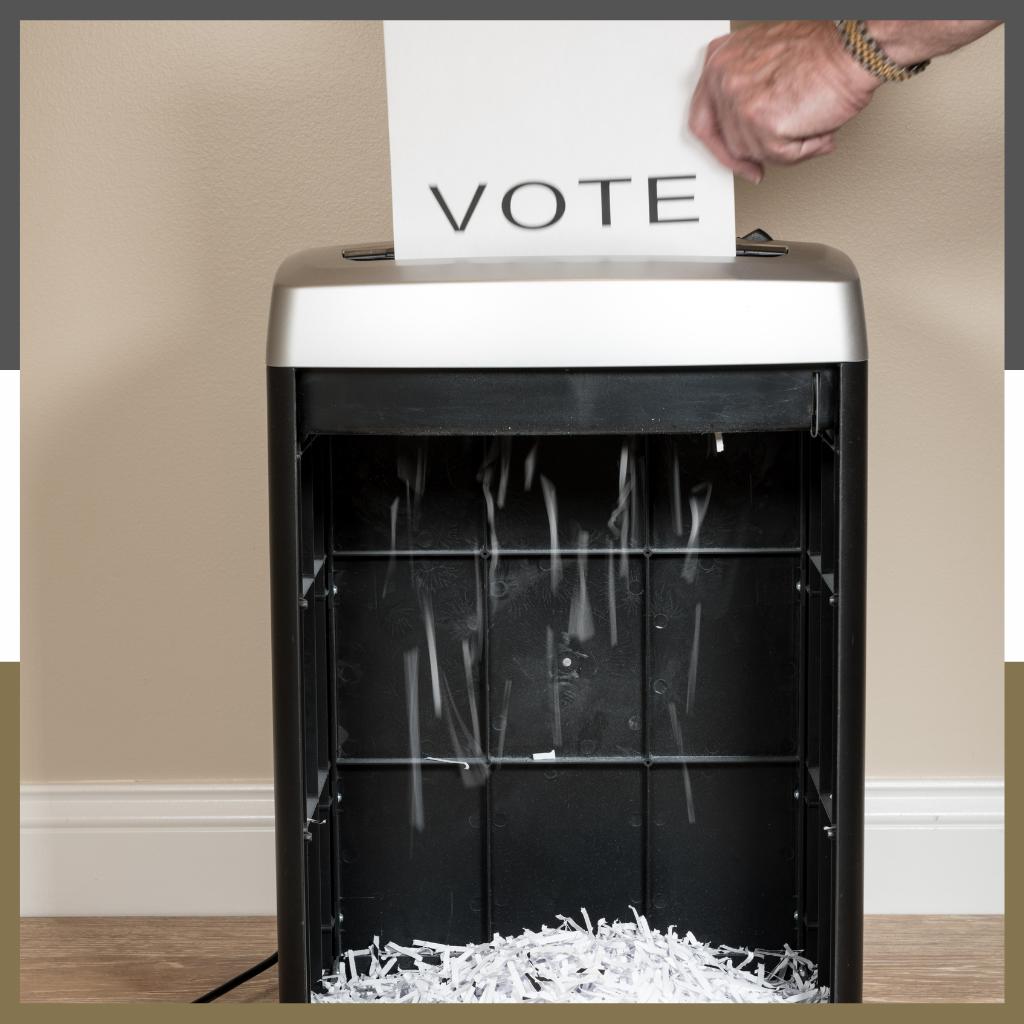 voter fraud in us