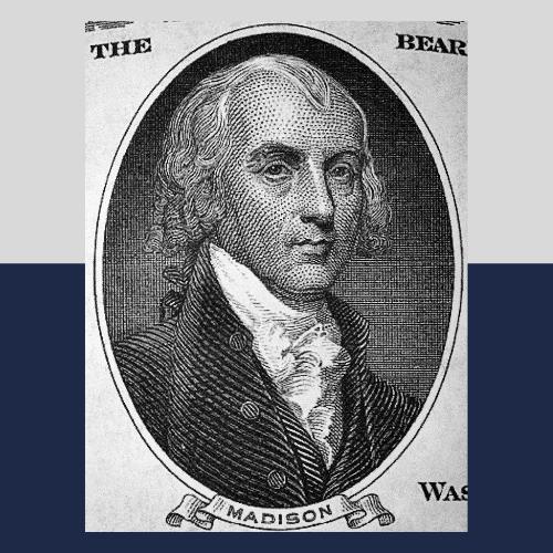 Image of President James Madison