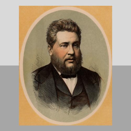 PORTRAIT OF CHARLES SPURGEON
